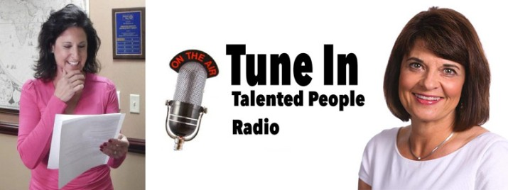 Lisa's interview on Talented People Radio