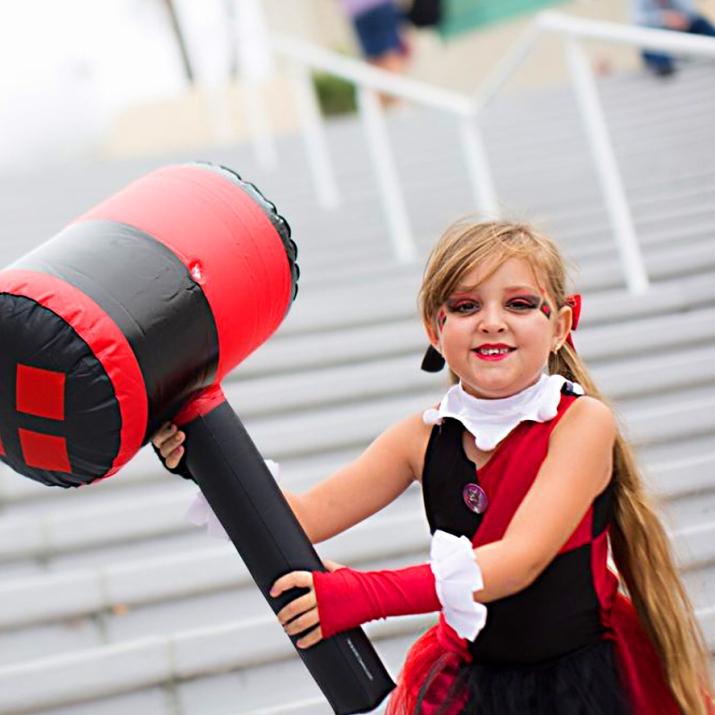 Harley-Quinn Girl