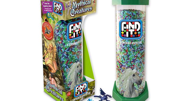 Find It Mystical Creatures game