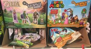Zelda, Super Mario, & Digimon blind bag programs from UCC DISTRIBUTION