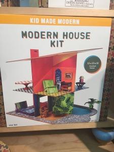 Modern House Kit by KID MADE MODERN