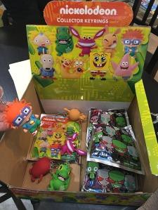 • Nickelodeon 90s Bundle Blind Bag Keychains by Monogram