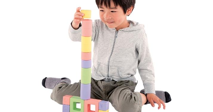 Mochi blocks by People Toy Company