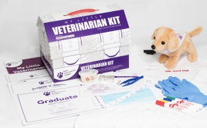 My Little Veterinarian Kit™ • Ages 4+ • $49.95