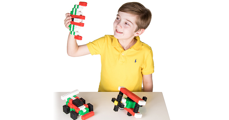 Rubik's Fans Encouraged to Build Their Creativity with New Toy Range From Award-Winning Toymaker