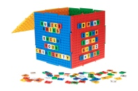 Rubik's Briks: 3D Play Learning Cube