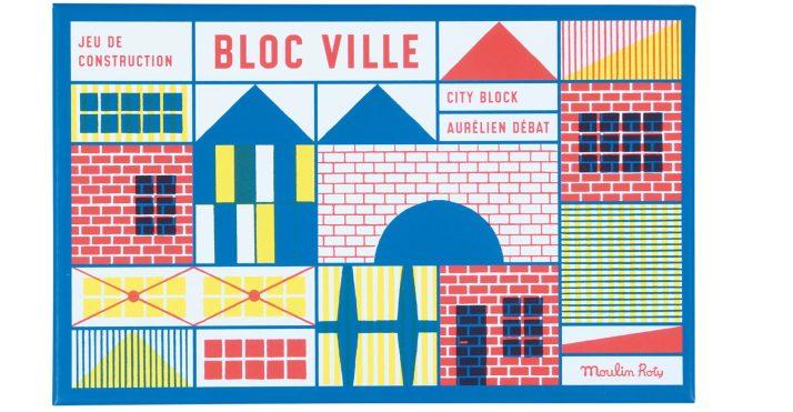 Town Blocks (40 pieces) • Ages 2+ • $69