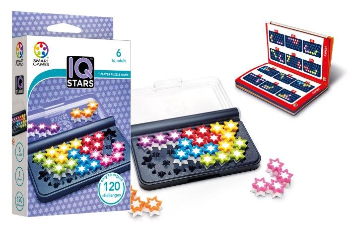 IQ Stars™ • Ages 6+ • $9.99