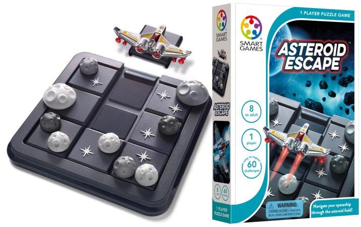 Asteroid Escape™ • Ages 8+ • $14.99