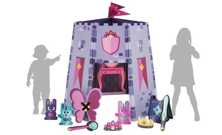 Grand Palace Playhouse Kit • All Ages • $99.99