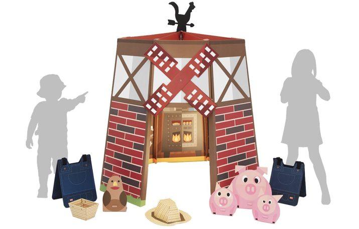 Windmill Farm Playhouse • All Ages • $99.99