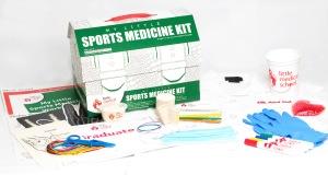 Little Medical School Sports Med kit