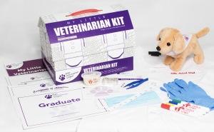Little Medical School Vet kit