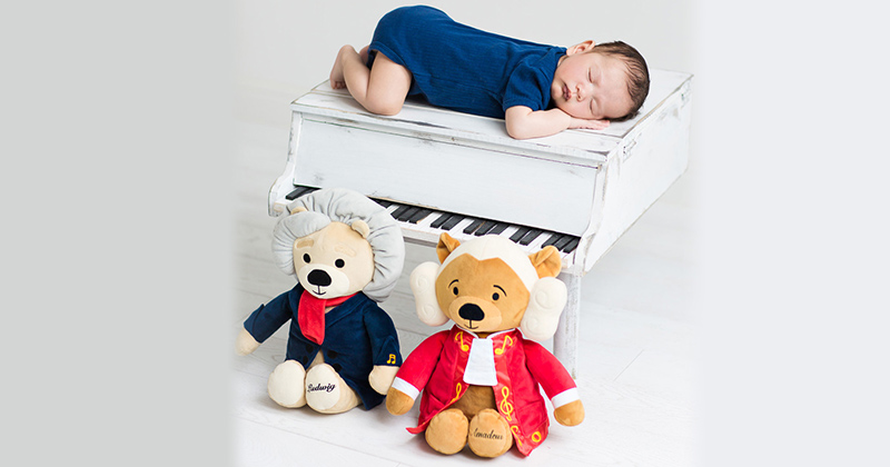 Virtuoso Bears ($49.99)
