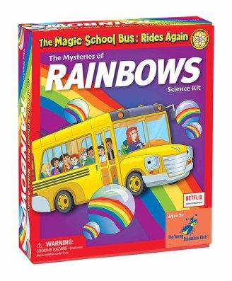 Mysteries of Rainbow