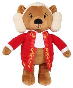 Amadeus-Virtuoso Bear • Ages Newborn+ • $49.99
