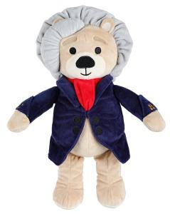 Ludwig-Virtuoso Bear • Ages Newborn+ • $49.99