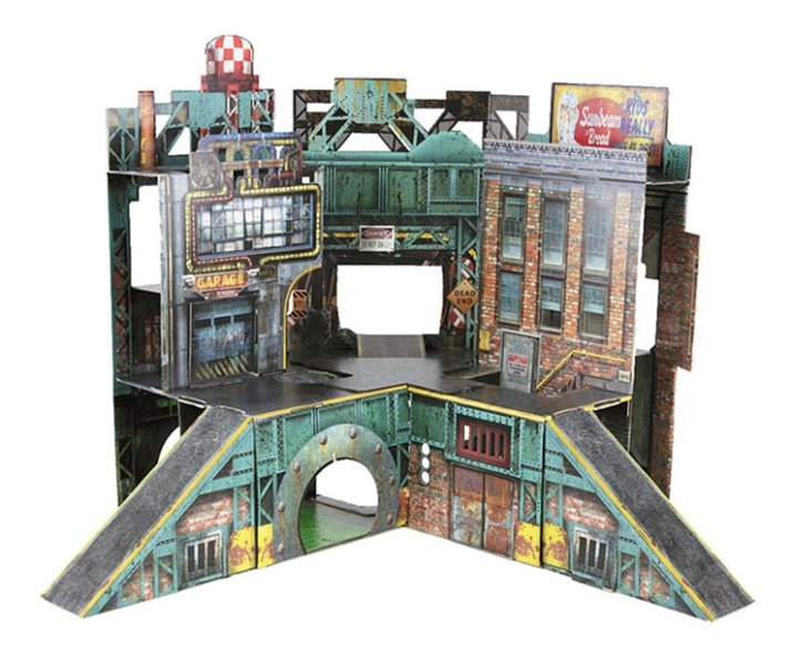 ReadySetz-Urban Playset