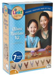 Linkt™ Craft Kits Athena Necklace Kit • Ages 8+ • $19.99