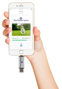 Pet Photo Saver is available on Google Play and the Apple App Store