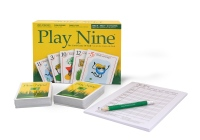 Play Nine • Ages 8+ • $14.99