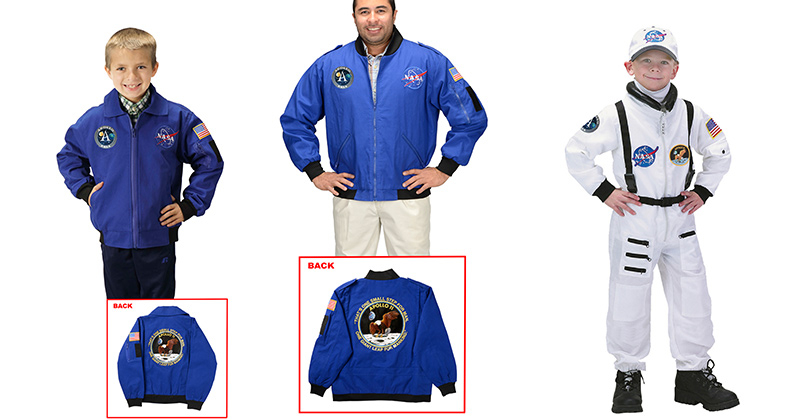 Aeromax Is Feeling Nostalgic With Jr. Astronaut Suits, Jackets, Backpacks & More