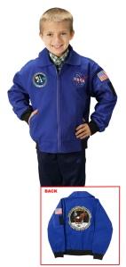 Apollo 11 Flight Jacket – Youth • $43.95 • Ages 4-12