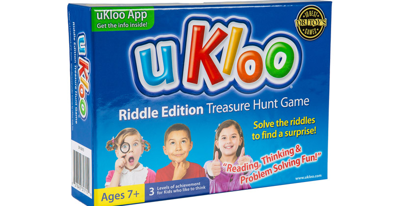Move Over iTunes & eBooks. uKloo Is Newest Edu-tainment Word This Season