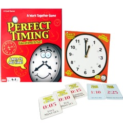 Perfect Timing • Ages 5+ • $9.99