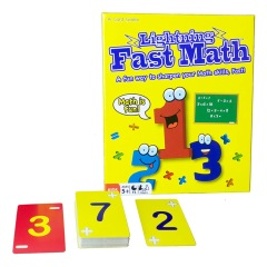 Lightning Fast Math • Ages 5+ • $9.99