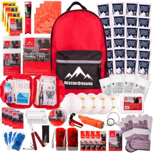 Rescue Guard Advanced Survival Kit ($119)