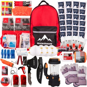 Rescue Guard Super Survival Kit ($249)