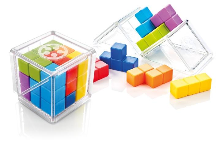 SmartGames Cube Puzzler GO • Ages 8+ • $14.99