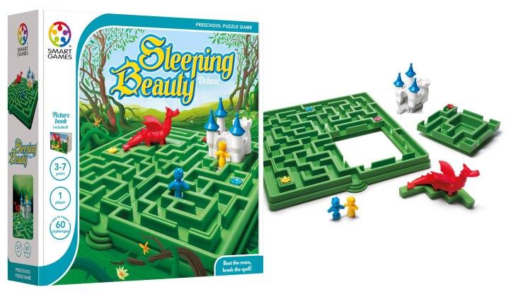SmartGames Sleeping Beauty • Ages 3+ • $29.99