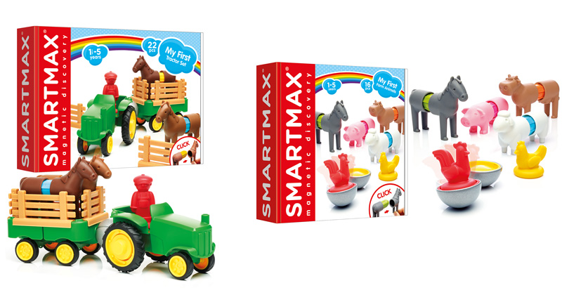 My First Farm Animals • Ages 1+ • $19.99