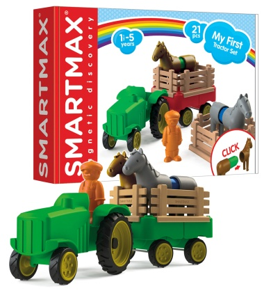 My First Tractor Set • Ages 1+ • $24.99