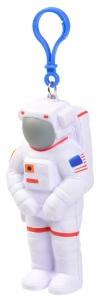 Apollo 11 Foam Astronaut w/Backpack Clip • All Ages • $4.95