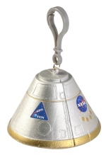Orion Space Capsule Foam Squeeze Toy w/Backpack Clip • All Ages • $4.95