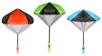 Flashing Light-Up Tangle Free Toy Parachute • Ages 3+ • $5.95
