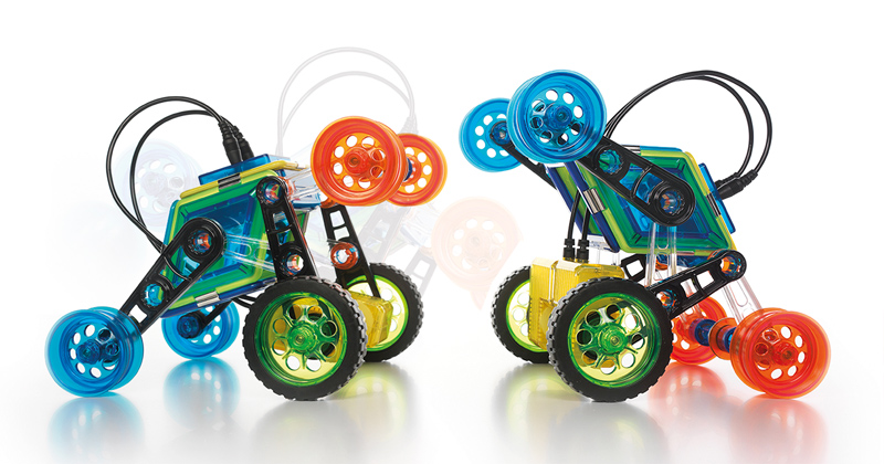 GeoSmart Flip Bot Announced Today As One Of The Nation's Best Toys In The Construction Toy Category