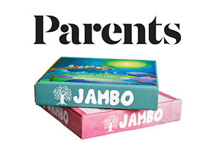 Jambo Books featured in Parent Magazine
