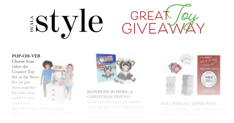 KidStuff PR clients featured in Ocala Style Magazine