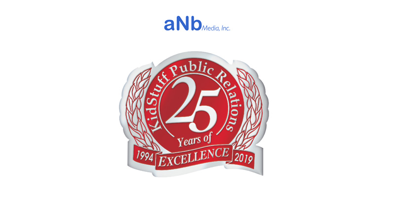 Thanks to aNb Media and TFE Magazine for sharing this great news as we celebrate our agency turning 25 years old!