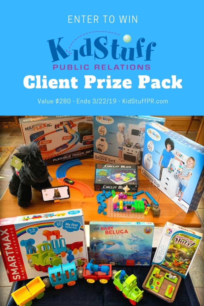 Enter our #giveaway now for your chance to win the prize package made up of Parents' Choice Award winners totaling more than $280 in retail value (see products above).