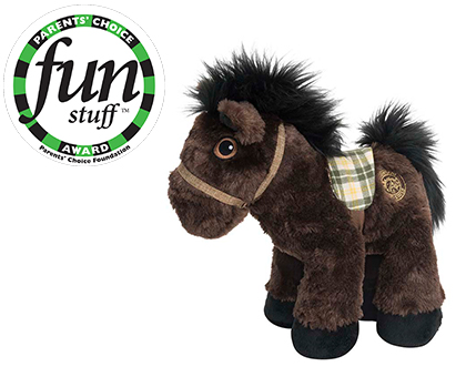 Piccoli Horses: Classic Plush • Ages 3+ • $30.00