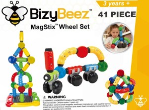 MagStix Sensory Magnetic Toys Building Set • $69.99 • Ages 3+