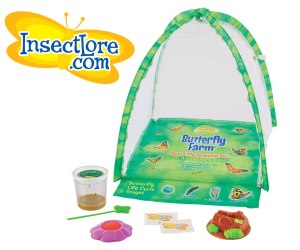 New! 50th Anniversary Butterfly Farm • Ages 4+ • $27.99