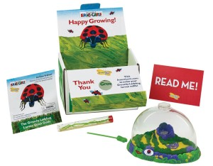 Eric Carle's The Grouchy Ladybug™ Growing Kit • Ages 4+ • $32.99