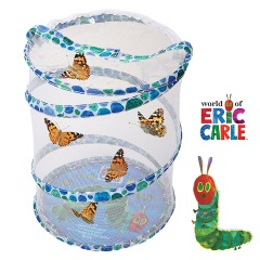 Eric Carle's The Very Hungry Caterpillar™ Butterfly Growing Kit • Ages 4+ • $32.99