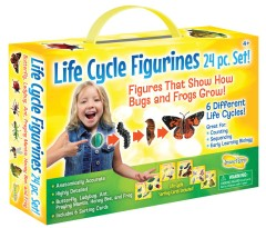 Life Cycle Figurines 24 Piece Set • Ages 4+ • $34.99